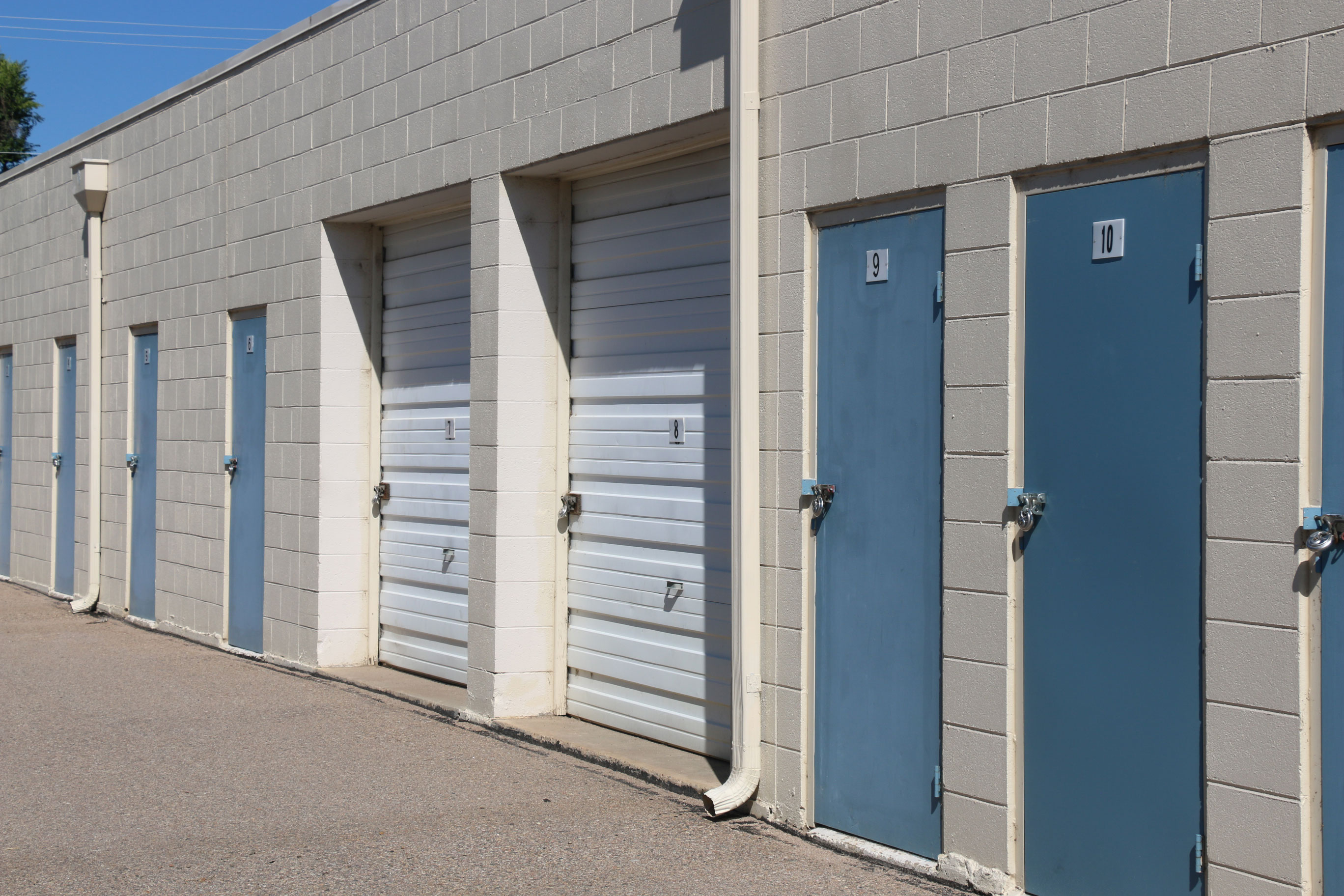 Small Storage Units In Loveland